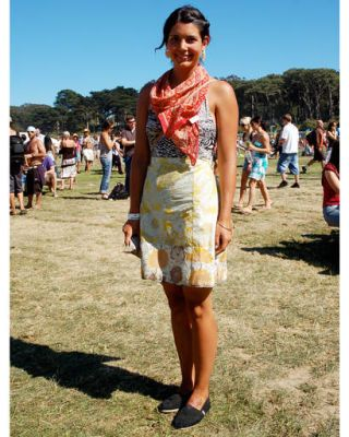 Street Chic Outside Lands