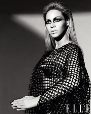 Beyoncé cover shoot