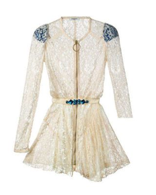 Givinchy lace dress
