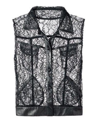 Staerk lace vest