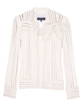 fall fashion - Jaeger London Loop Embroidered Special Jacket