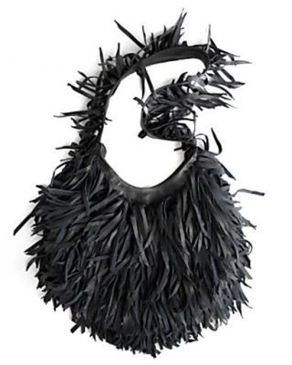 fall fashion - Motif 56 fringe hobo bag
