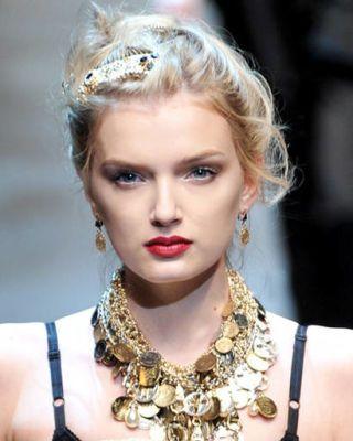 Dolce & Gabbana, spring 2010