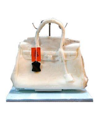 Homemade Hermés Birkin Bag