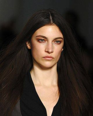 Best Runway Hair Fall Fashion Week 2010 New York