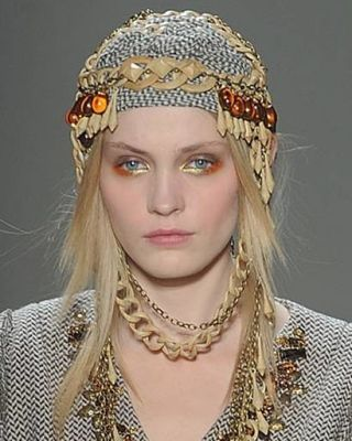 Alexandre Herchcovitch Fall 2010 Makeup