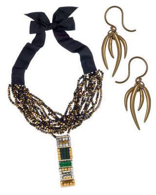 Dries Van Noten necklace
