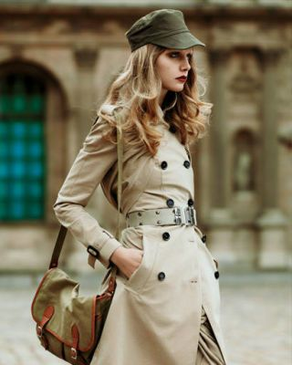 Spring's military trend
