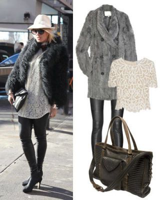 Becky Diamond's style