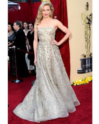 2010 Oscar Dresses On The Red Carpet See More Celebrity Photos
