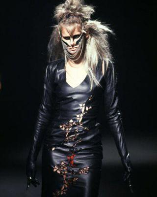 fashion designer Alexander McQueen