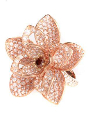Kwiat Lotus Flower Ring