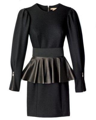 Michael Kors dress and belt