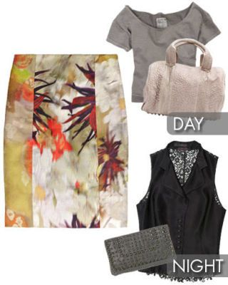 day to night florals