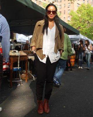Street Chic Hester Street Fair