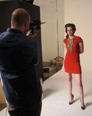 Kristen Stewart ELLE shoot