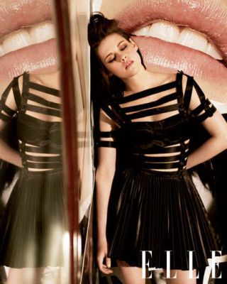 Kristen Stewart fashion cover shoot