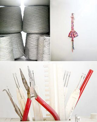 Brush, Silver, Aluminium, Still life photography, Stationery, Wire, Steel, Cable,