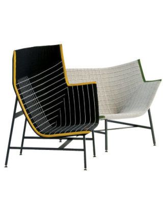 Paper Planes reading chairs