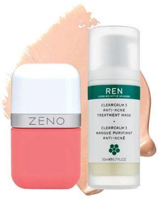 Ren ClearCalm3 Anti-Acne Treatment Mask