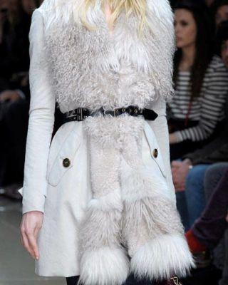 Monoglian Lamb Coat