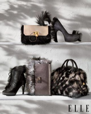 Brown, Textile, Bag, Style, Natural material, Black, Costume accessory, Liver, Fur, Leather,