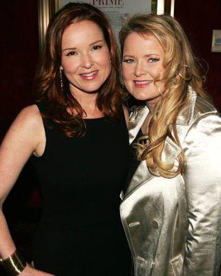 Suzanne and Jennifer Todd