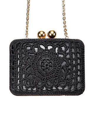 Dolce & Gabbana knit bag