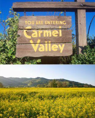 CARMEL, CALIFORNIA  2