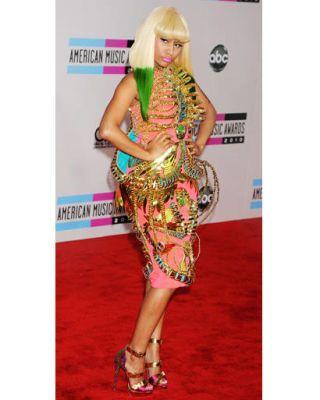 Style, Dress, Sandal, Magenta, Fashion accessory, Fashion, Carpet, Long hair, Fashion model, Blond,