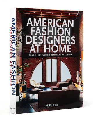 American Fashion Designers at Home