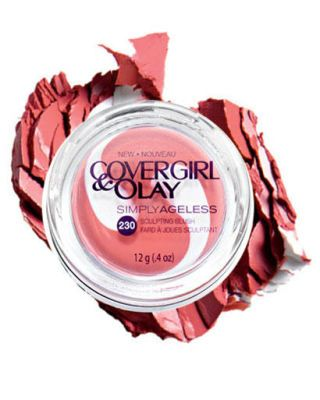 Cover Girl & Olay Blush