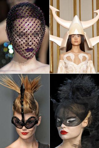 Armani, Givenchy, Jean Paul Gaultier, Dior