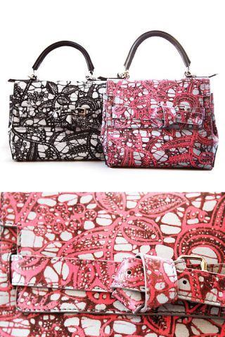 Product, Red, Bag, Pattern, White, Style, Shoulder bag, Fashion accessory, Luggage and bags, Fashion,