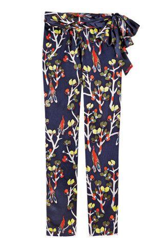 Silk pants, United Bamboo