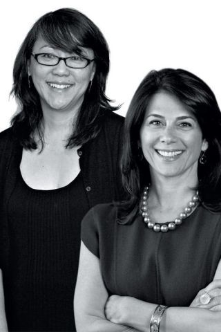 The Bankers: Kelly Coffey and Alice Wang