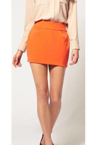ASOS mini bell skirt