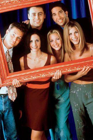 '94 The New Ensemble: Friends
