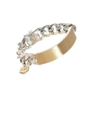 Medium RP ID Bracelet, Ann Dexter-Jones,