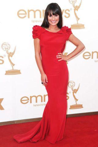 Nina Dobrev 2011 Emmys