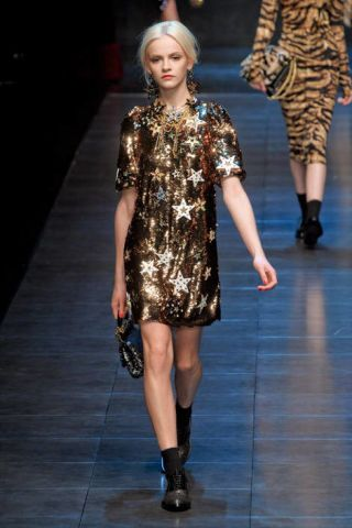Seen At: Dolce & Gabbana