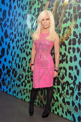 The Versace Moment