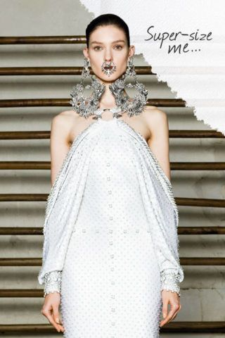 Givenchy Haute Couture spring 2012