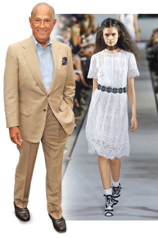The Comeback King: Oscar de la Renta