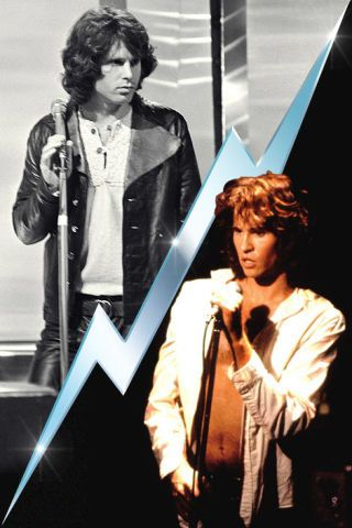 Val Kilmer as Jim Morrison