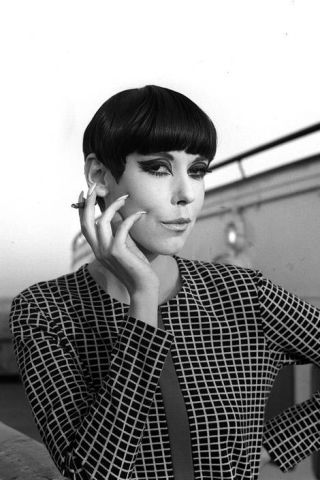 Vidal Sassoon S Most Famous Haircuts Grace Coddington