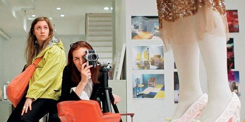 High Quality ELLE Reviews Lena Dunhamu0027s Tiny Furniture   Read The Latest In Entertainment