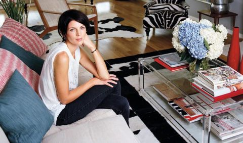 Liberty Ross Hollywood home
