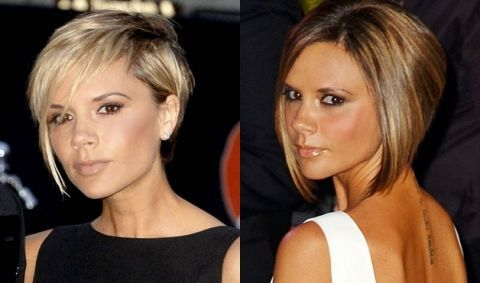 Victoria Beckham S Hairstyles Short Cuts And Beyond
