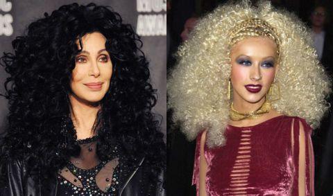 Burlesque Showdown Cher Vs Christina Aguilera